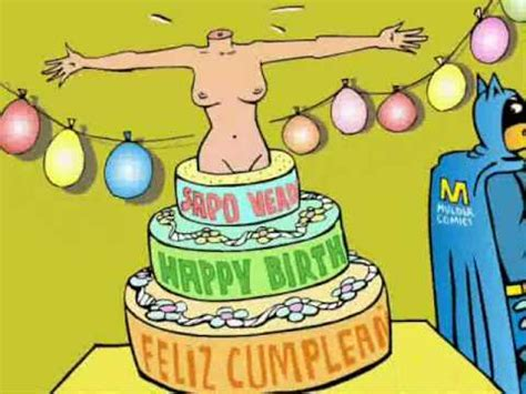imagenes happy birthday amigo feliz cumplea 241 os gran amigo happy birthday caricatura
