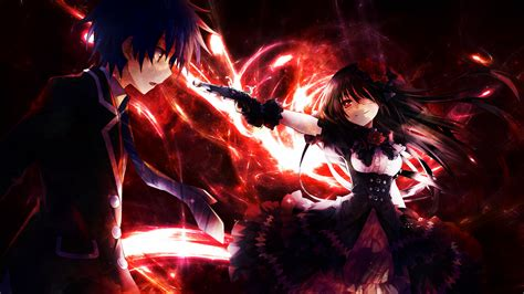 wallpaper anime date a live date a live full hd wallpaper and background 1920x1080