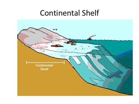 How Was The Continental Shelf Formed by Oceans A Brief Introduction