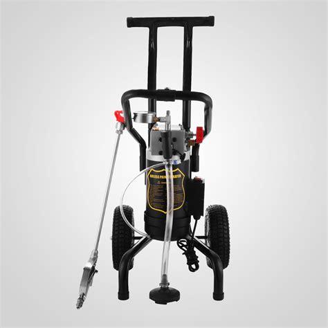 spray painter vs roller airless paint sprayer model electric spray machine 220v