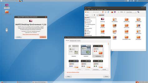 themes for mate desktop environment mate desktop 1 2 released install it in ubuntu gnome 2