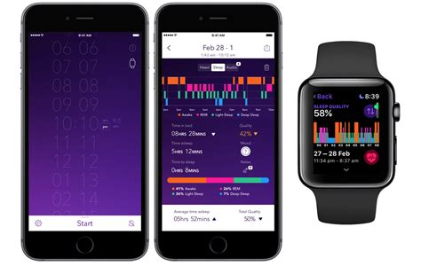 best apple apps for iphone the best sleep tracking apps for apple and iphone