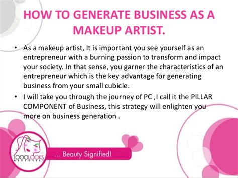 events company business plan pdf cosmetics marketing ideas