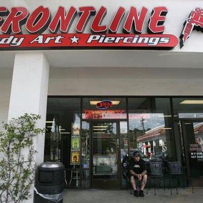frontline tattoo vista frontline frontlinetattoo
