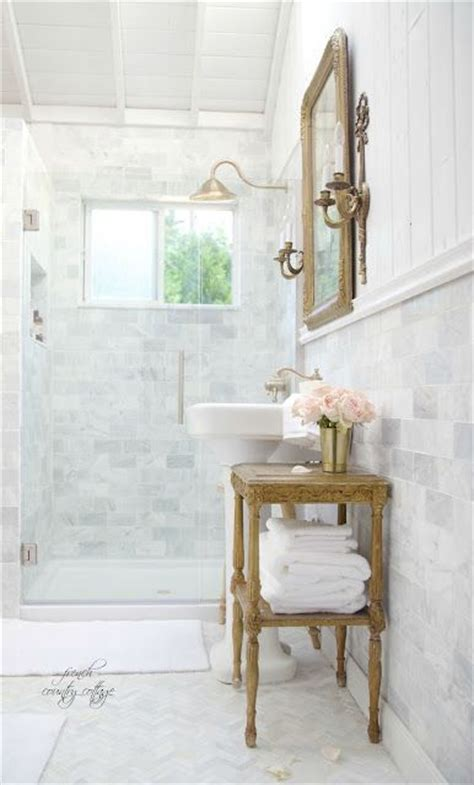 french country bathrooms pictures gorgeous bathroom renovation with chagne brass marble