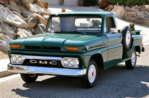 o connors gmc trucks 1965 gmc c1000 stepside rods and