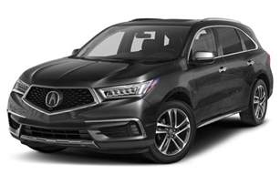 Acura Prices New 2017 Acura Mdx Price Photos Reviews Safety