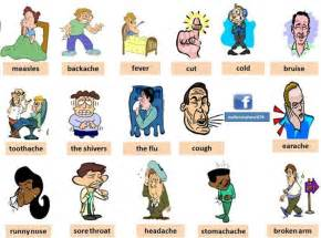 illness vocabulary learn visual vocabulary