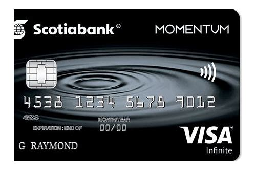 redflagdeals scotia momentum infinite