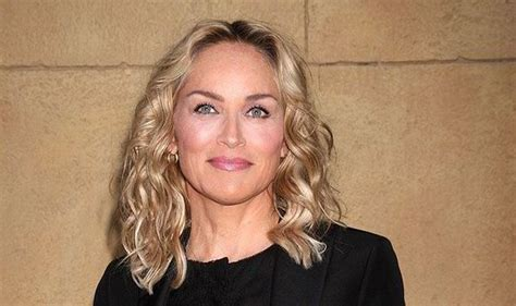 sharon stone reveals her secret to looking so young i am enjoying the ageing process sharon stone reveals