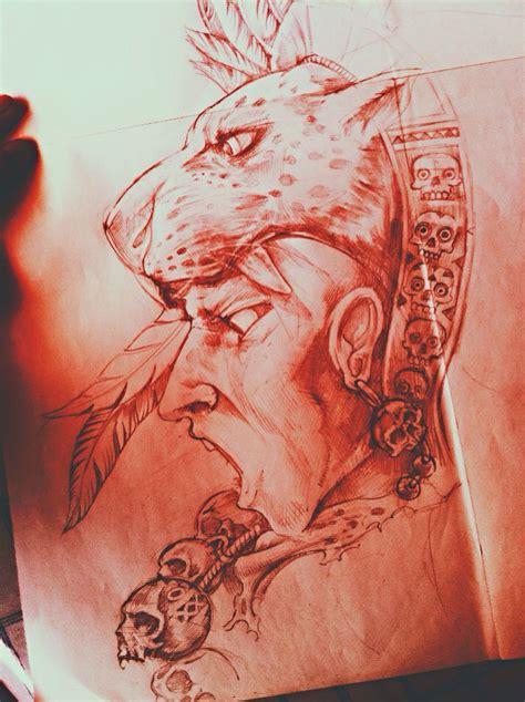 imagenes de tatuajes de warrior las 25 mejores ideas sobre tatuajes de guerreros aztecas