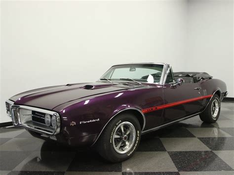 Pontiac Convertible For Sale by 1967 Pontiac Firebird Convertible For Sale