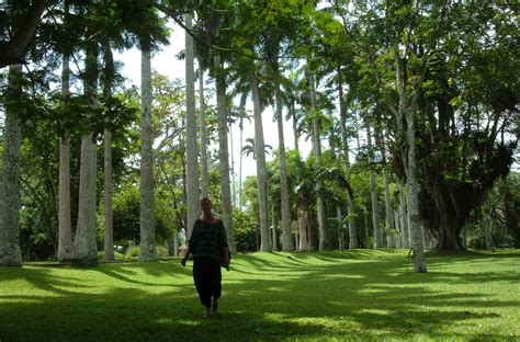 aburi botanical garden travels