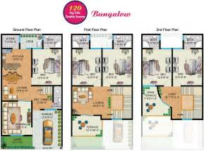 120 sq yard home design rainbow sweet homes 120 sq yards double storey bungalow internal plan real estate housing