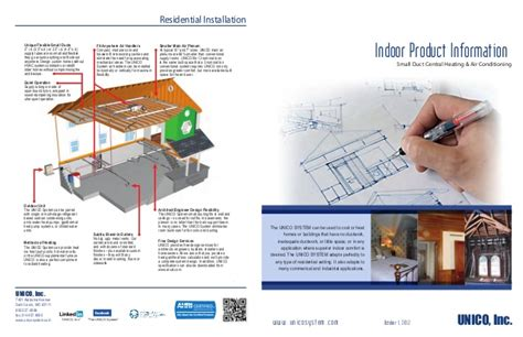 service guide residential comfort systems unico residential hvac system installation guide