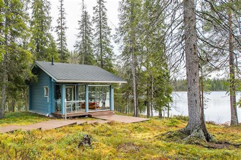 Beach Cottage Plans by Summer House In Finland