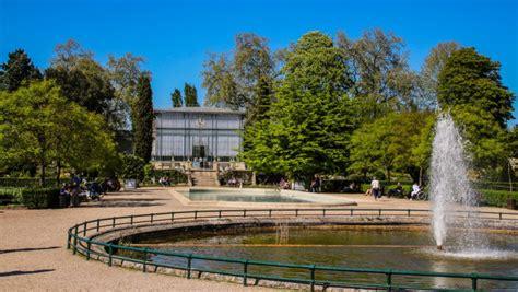 jardin des plantes rouen parcs jardins normandie