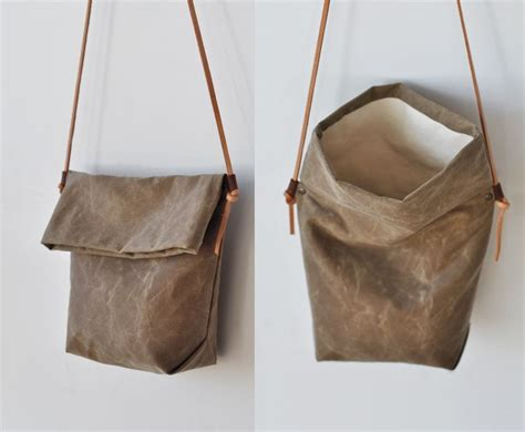 How To Make Handmade Leather Bags - 25 best ideas about leather bag tutorial on