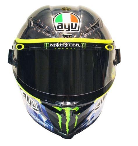 Helm Agv Yellow Energy Agv Corsa Valentino Mugello 2015 Helmet Mirror