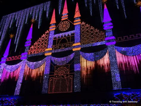 saks fifth avenue light show our christmas card from new york city traveling with sweeney