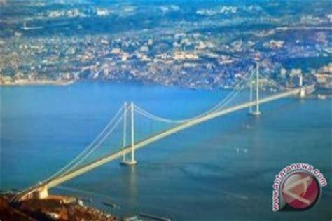 desain jembatan selat sunda desain jembatan atas