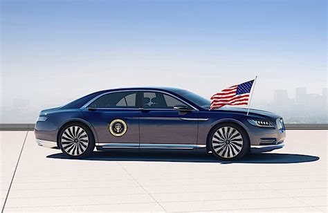 lincoln presidential lincoln continental next presidential limousine ford
