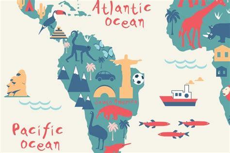 Navigator Mural Map - explorer world map mural muralswallpaper co uk