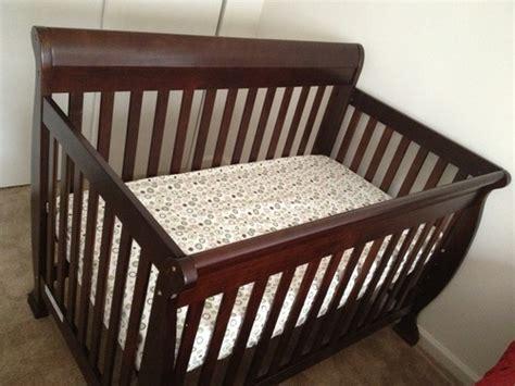 Amazon Com Moonlight Slumber Little Dreamer Dual All Crib Mattress