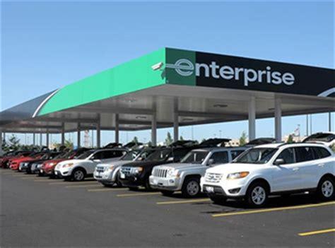 Enterprise Car Types Usa by Enterprise Rent A Car Albuquerque Nm