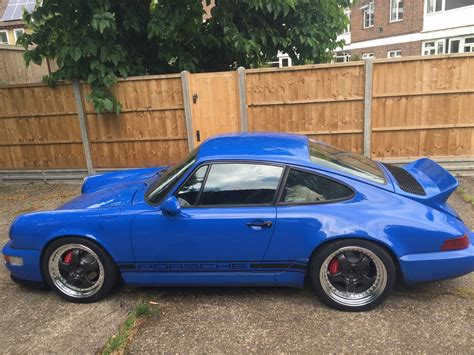 Porsche Adriatic Blue The And Colour Thread Page 9 Rennlist