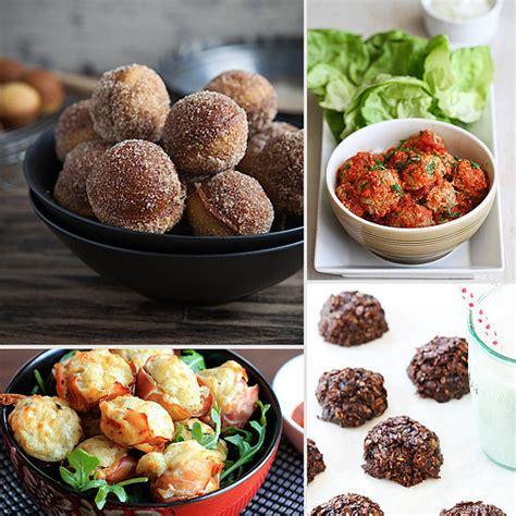 round shaped food recipes popsugar moms
