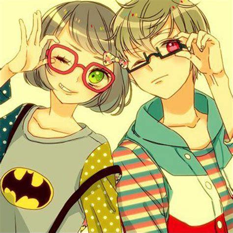 anime boy and girl best friends the girl is eve and the boy is joe they are best friends