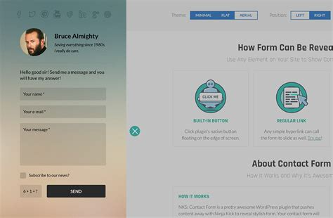 layout form wordpress top 7 plugin wordpress formulaire contact r 233 servation devis