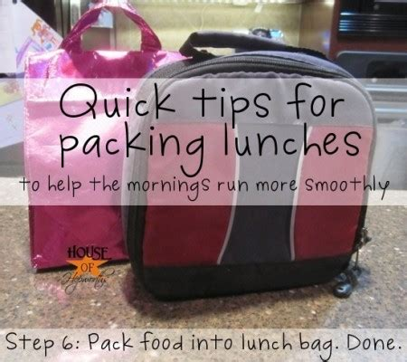 house of hepworths top ten school lunch ideas and tips remodelaholic
