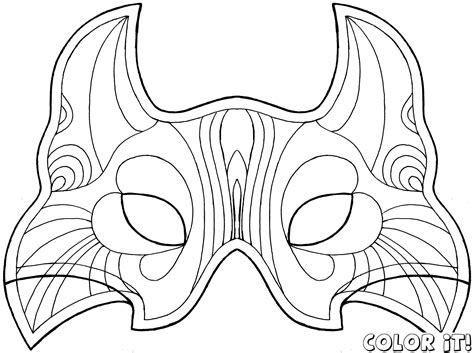 best photos of carnival mask template printable