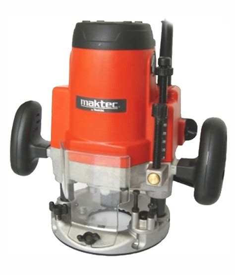 Router Maktec maktec 8 mm plunge type router buy maktec 8 mm plunge type router at low price in india