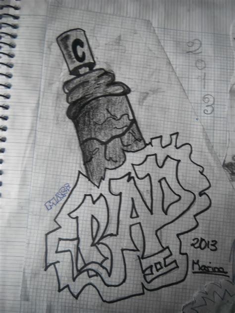 imagenes que digan rap graffitis chidos a lapiz de rap