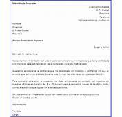 Qu&233 Es Una Carta Comercial La Representaci&243n