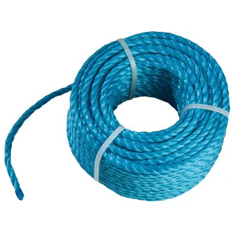 6mm Polypropylene Rope - 30m polypropylene rope 6mm