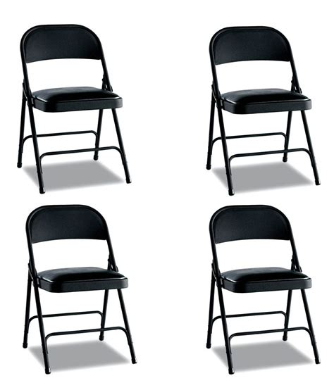How To Buy A Chair by Dublin Folding Chair Set Of 4 Buy At Best Price