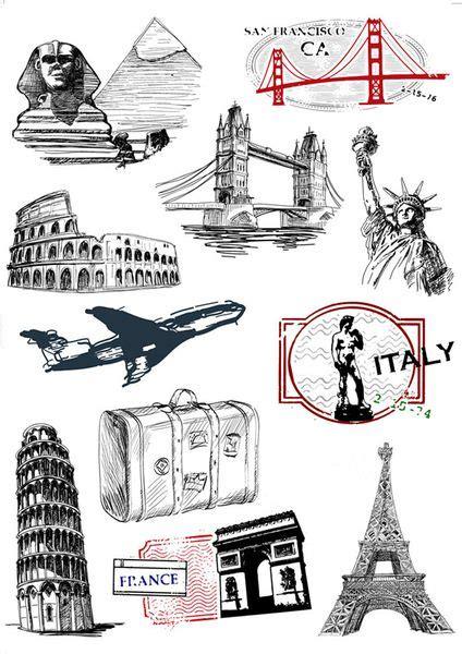 Kofferaufkleber Basteln by Die Besten 17 Ideen Zu Kofferaufkleber Auf Pinterest