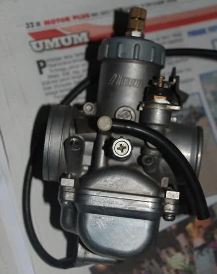 Karburator Pwl 28 Sama 30 kawasaki 150 r series 2011 bedaa hourex150l s