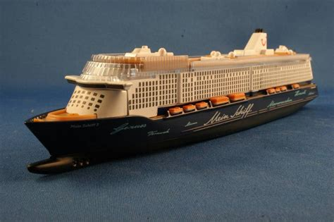 google ebay boats siku 1724 tui my ship 3 cruise ship scale 1 1400 tui