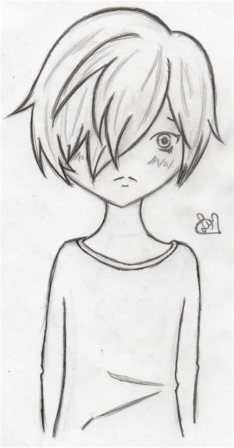 anime boy easy to draw simple anime pictures to draw impremedia net