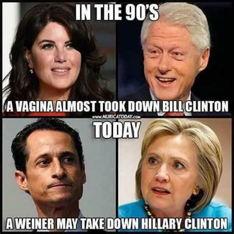 Clinton Donut Meme