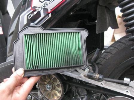 Air Cleaner Honda Beat aripitstop 187 ganti filter udara honda beat tiap 15 ribu km