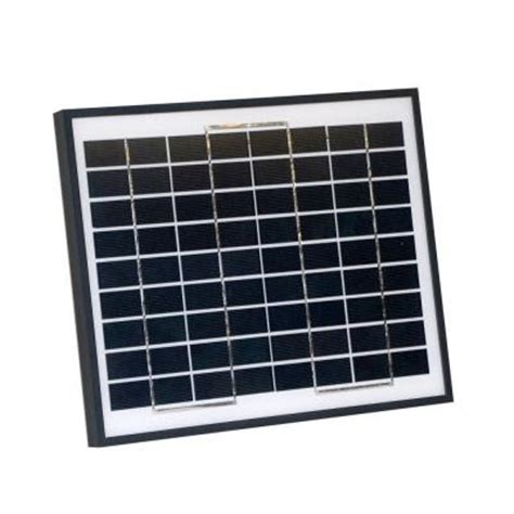 mighty mule 5 watt solar panel kit for electric gate