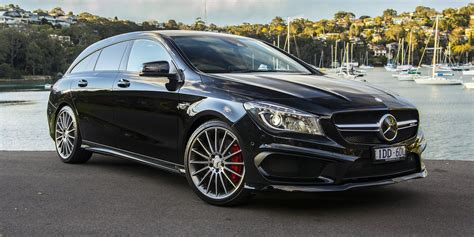 mercedes benz cla amg shooting brake review