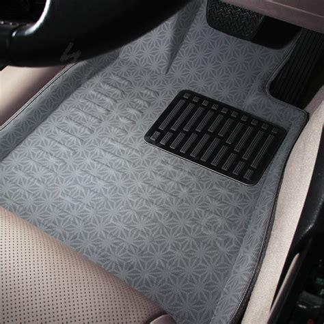 Customized Car Floor Mats by Buy Wholesale Pu Leather Q002 Custom Automobile Carpet Car Floor Mats Set For Vw Volkswagen