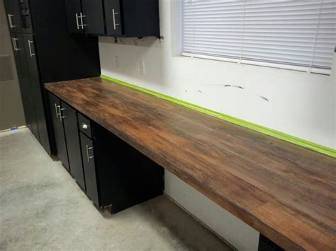Vinyl Countertop Cover by 25 Best Ideas About Workbench Top On